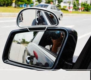 Gương phụ trợ gắn xe ô tô giúp xóa điểm mù ( mẫu 2 )