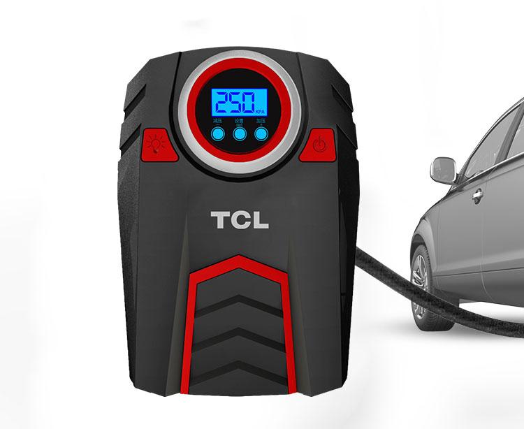 Máy bơm lốp ô tô điện tử tự ngắt chính hãng TCL
