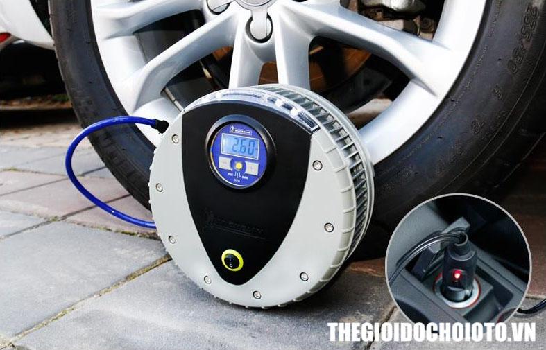 Máy bơm lốp ô tô tự ngắt Michelin 4389ML