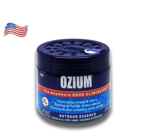 Sáp Gel khử mùi ô tô Ozium Air Outdoor từ Mỹ