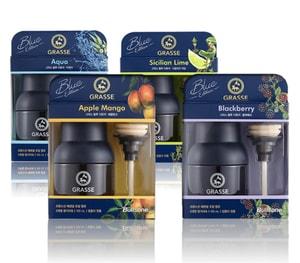 Nước hoa ô tô Grasse Blue Edition Táo Xoài và Grasse Hương Chanh  - Pháp