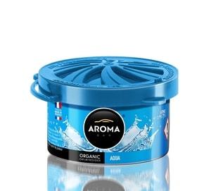 Sáp thơm ô tô Aroma Organic Aqua mùi đại dương Pháp