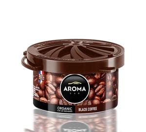 Sáp thơm ô tô mùi cafe Aroma Organic Pháp