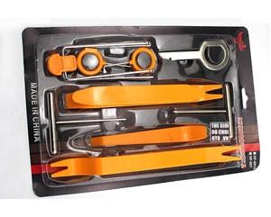 Bộ Kit công cụ tháo thiết bị âm thanh ô tô, thiết bị nhựa nội thất ô tô