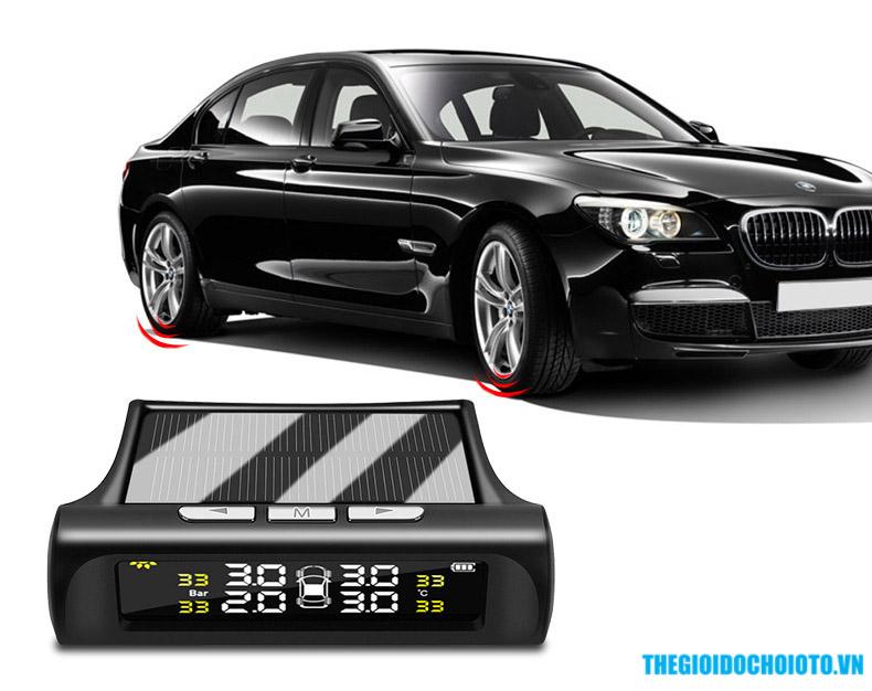 Cảm biến áp suất lốp ô tô không dây