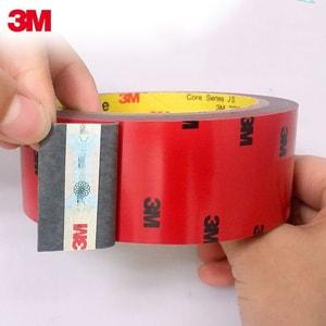 Cuộn băng keo 2 mặt 3M cao cấp chính hãng