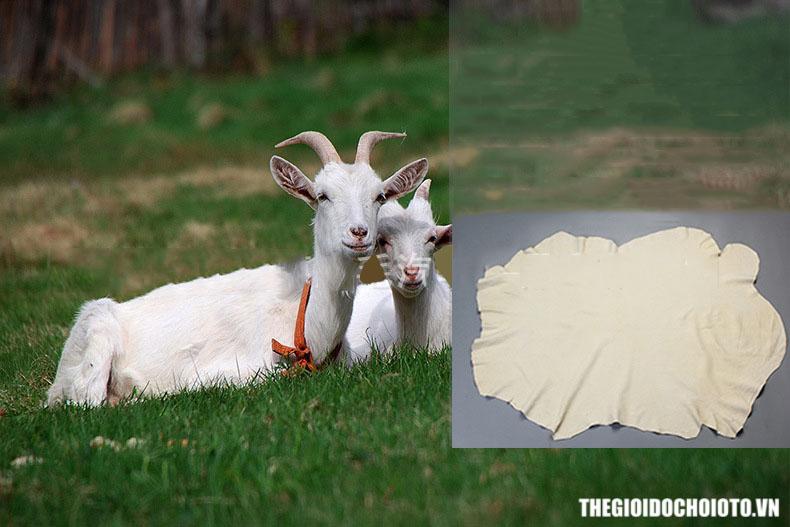 Khăn lau xe da cừu tự nhiên