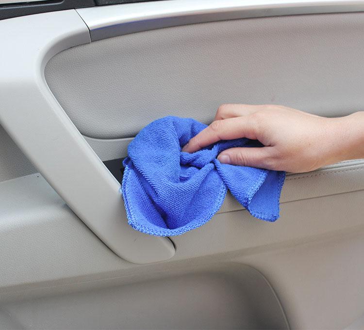 Khăn rửa xe Ô Tô Microfiber 30 cm x 30 cm