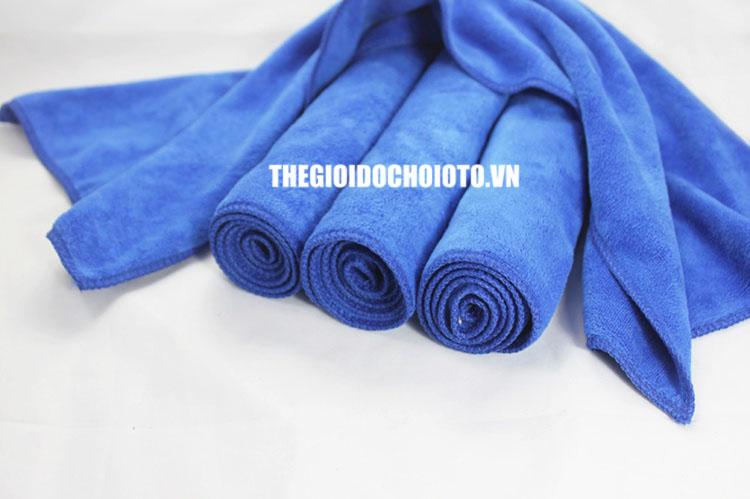 Khăn rửa xe Ô Tô Microfiber 70 cm x 30 cm