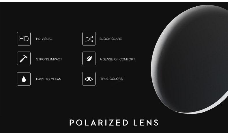 Kính chống lóa ô tô ống kính phân cực HD ngày đêm