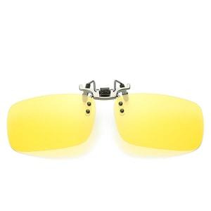 Kính chống chói ngày và đêm dạng kẹp, kẹp vào kính thường hoặc kính cận, kính viễn (mẫu 3)