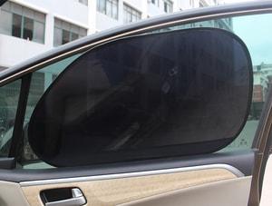 Miếng che nắng cửa sổ ghế trước ô tô tĩnh điện