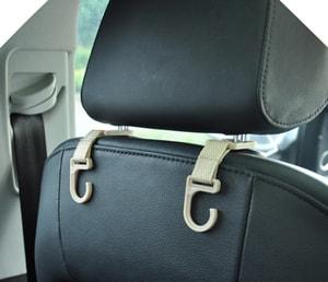 Móc treo đồ sau ghế ô tô ( mẫu 2 )