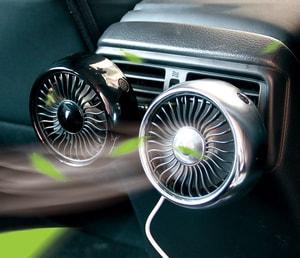 Quạt đa năng điều hòa không khí ô tô