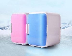 Tủ lạnh mini 4 lít cho ô tô chạy điện tẩu 12v