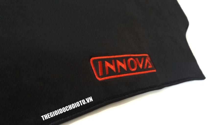 Thảm Taplo Toyota Innova
