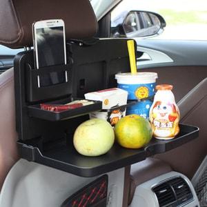 Bàn ăn treo sau ghế ô tô