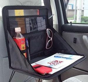 Giá để laptop treo sau ghế ô tô